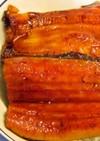 鰻のかば焼き(かば焼きのタレ)