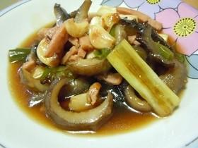 医食同源 海参とニンニクのスタミナ煮