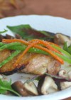 スタミナ満点 鶏肉 の塩だれ焼き