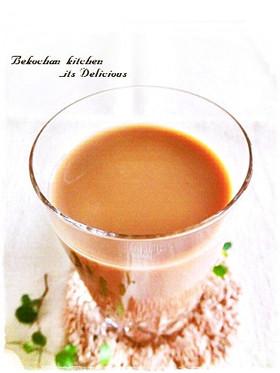 *コーヒー牛乳*