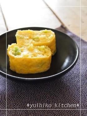 *お弁当に✿ネギ味噌卵焼き✿*