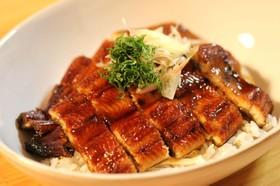 鰻のさっぱり酢飯丼