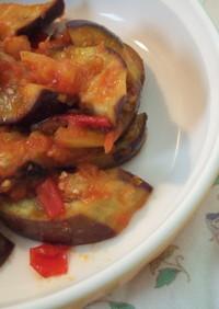 簡単!トマトとナスのカポナータ