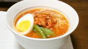 キムチ冷麺風素麺♪の写真