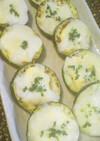 ✿ ズッキーニのカレーチーズ焼き✿