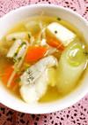 ♡韓国家庭スープ♡鱈(たら)のスープ♡