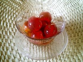 メープル♪冷やしトマト