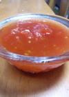 夏バテ防止に!トマトスープ(◕ω◕*)