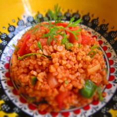 クスル クスクスサラダ (トルコ)