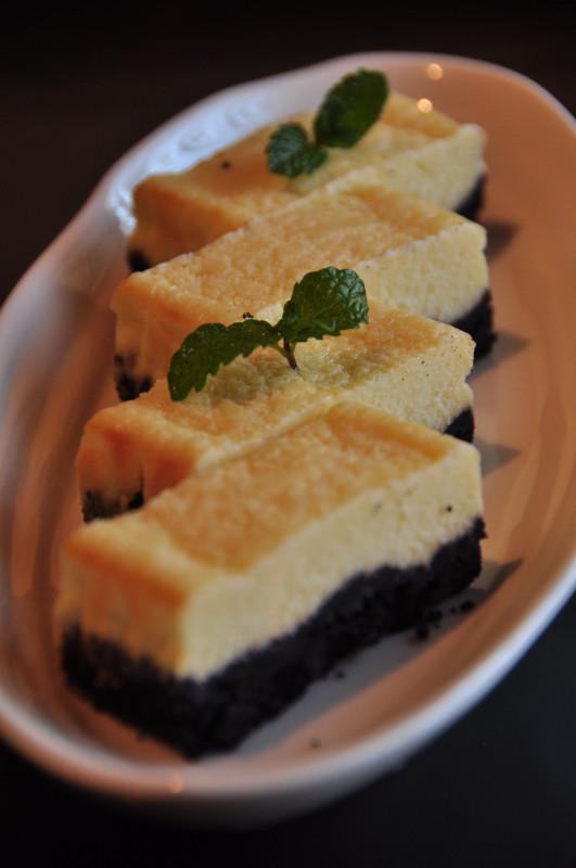絶品❤お義母様のチーズケーキバー