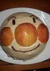 アンパンマン☆ドームケーキ
