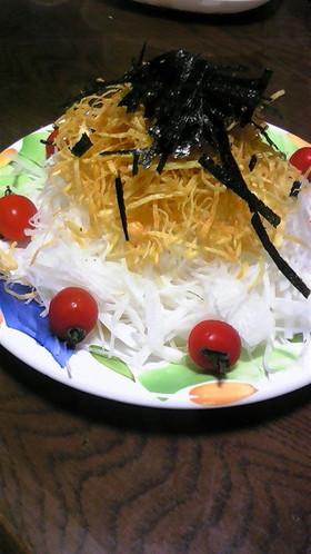 大人気❤大根とポテトのパリパリサラダ