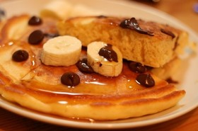 アメリカのバターミルクパンケーキが日本で
