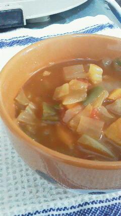 脂肪燃焼☆痩せるダイエットスープ