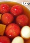 冷やしトマトおでん
