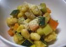 ズッキーニとコーンの洋風煮豆✿