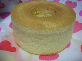 米粉シフォンケーキ(プレーン)