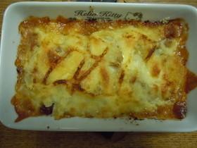 トマト大量大処分!トマトのマヨチーズ焼き