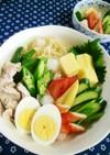 野菜たっぷり★博多居酒屋の冷やし鍋♫