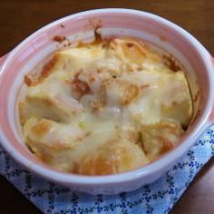 明太豆腐グラタン