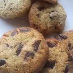 秘密のチョコチップクッキー♪