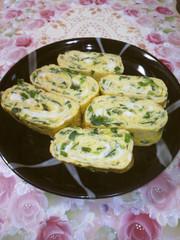 [副菜]うちの卵焼き②❤の写真