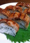 簡単鱧寿司