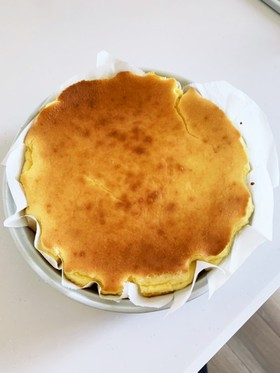 *簡単*ベークドチーズケーキ*