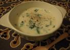 ほっこり温まる♪簡単ミルク豆腐スープ