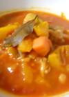 圧力鍋で夏野菜のラタトゥイユ
