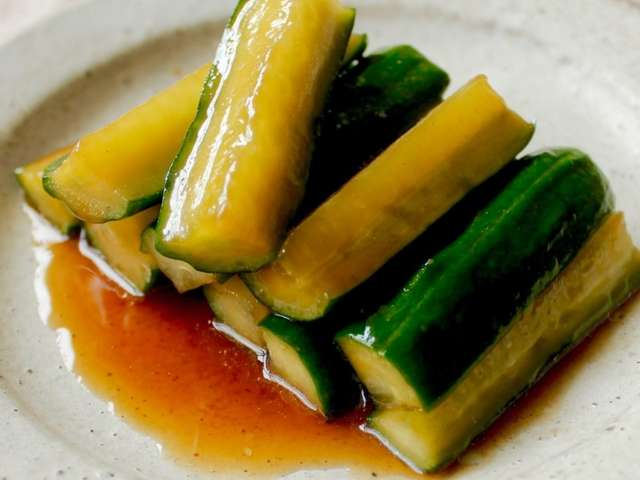 きゅうり 漬物 レシピ 人気