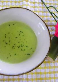 めっけもん ♪簡単スープ・実はきゅうり?