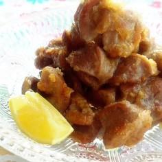✽砂肝のペッパー炒め✽