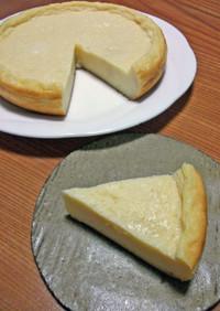 【杜氏流】炊飯器で 酒粕ヨーグルトケーキ