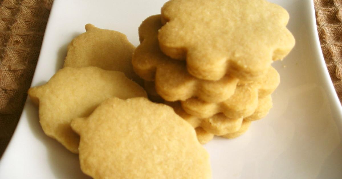 簡単やみつきクッキー♪卵なしでサクサク☆ by みるてぃ 【クックパッド】 簡単おいしいみんなのレシピが310万品