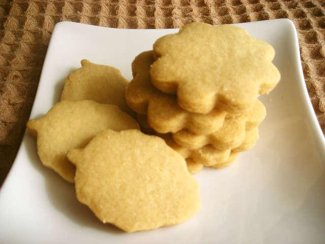 薄力粉 クッキー 簡単
