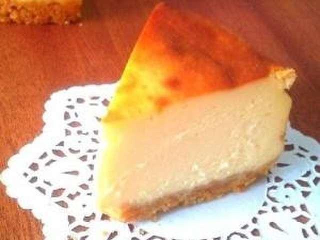 簡単 レアチーズ ケーキ の 作り方
