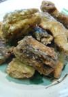 カレー風味の美味しいさばの竜田揚げ
