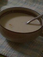 母の味☆即席コーンスープの写真