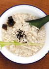 【玄米さん美養膳】玄米とハト麦の朝のお粥