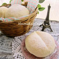 コレぞ本物♡ハイジの白パン。o○