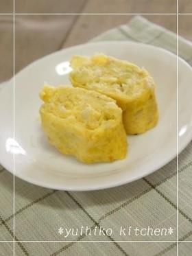 *お弁当に✿キャベツの卵焼き✿*