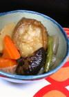 宮城県の郷土料理♪油麩の煮物