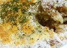 ポテトと挽肉の和風オーブン焼き