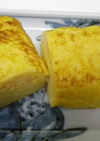 基本の厚焼き卵