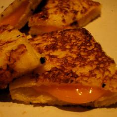 簡単☆トロトロチーズのフレンチトースト