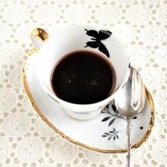 黒糖カフェの水羊羹&抹茶ラテの水羊羹