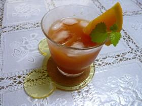 ちょっぴりトマトなオレンジジュース~♡