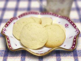 しっとりジューシー☆レモンクッキー