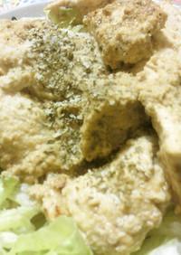 スパーシーチキン・鶏胸肉のヨーグルト漬け